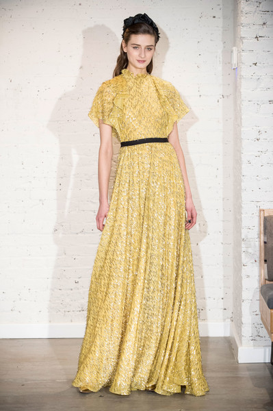 Lela Rose at New York Fall 2017 [fashion model,clothing,dress,fashion,yellow,haute couture,gown,fashion show,formal wear,fashion design,lela rose,supermodel,fashion,haute couture,runway,clothing,fashion week,model,new york fashion week,fashion show,runway,fashion,new york fashion week,fashion week,lela rose,fashion show,model,clothing,haute couture,supermodel]