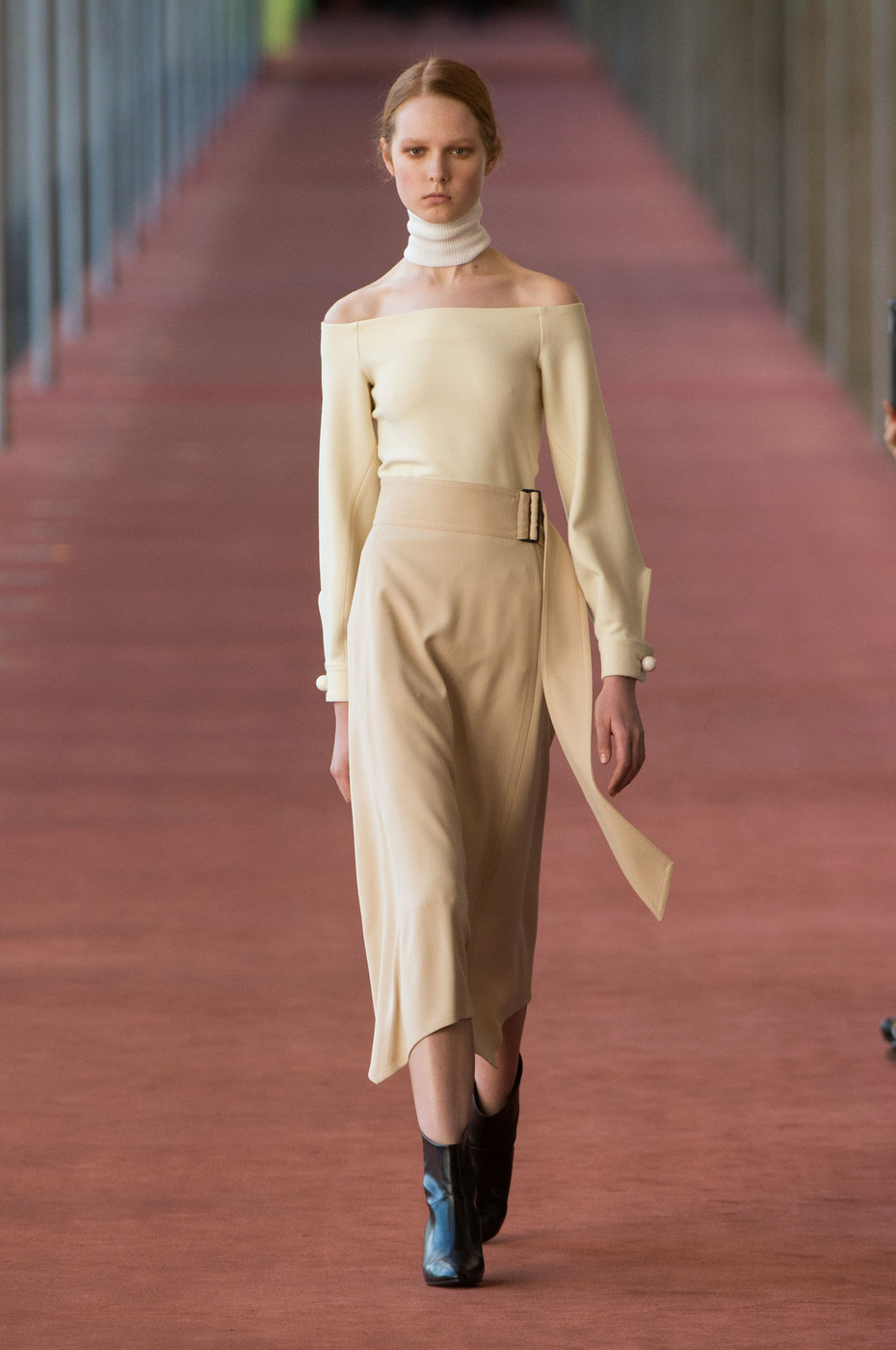 Lemaire at paris fashion week fall 2015 livingly Theophilus london fashion style