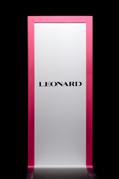 Leonard at Paris Spring 2011