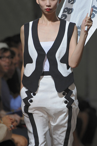 Limi Feu at Paris Spring 2012 (Details)