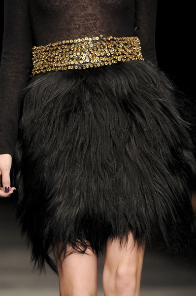 Lorella Signorino at Milan Fall 2011 (Details)