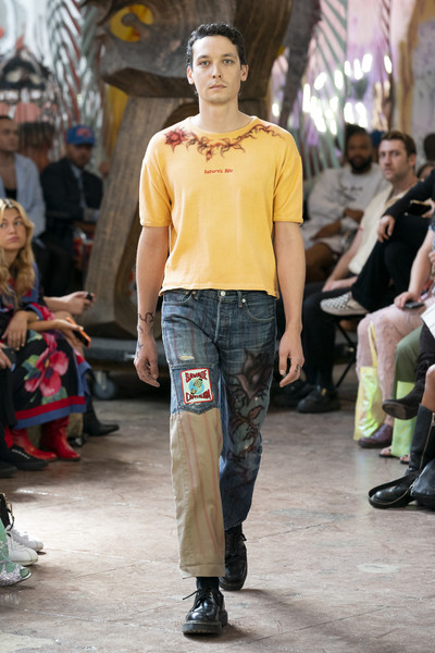 Lou Dallas at New York Spring 2020