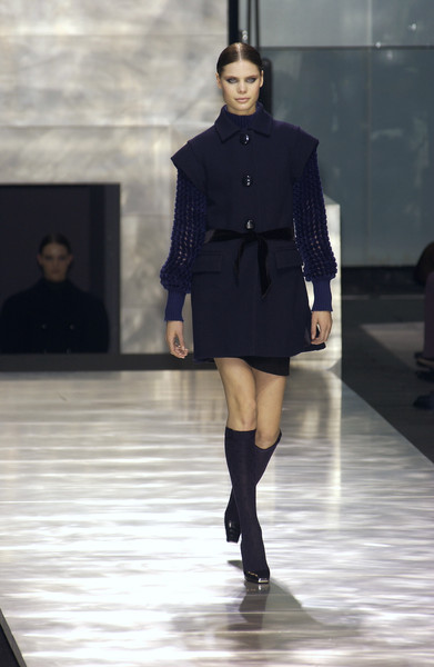 Louis Vuitton at Paris Fall 2003