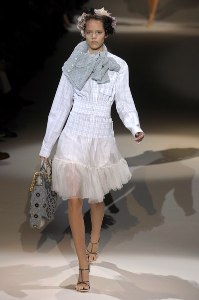 Louis Vuitton at Paris Spring 2007