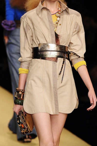 Louis Vuitton at Paris Spring 2009 (Details)