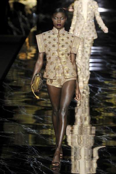 Louis Vuitton at Paris Spring 2011