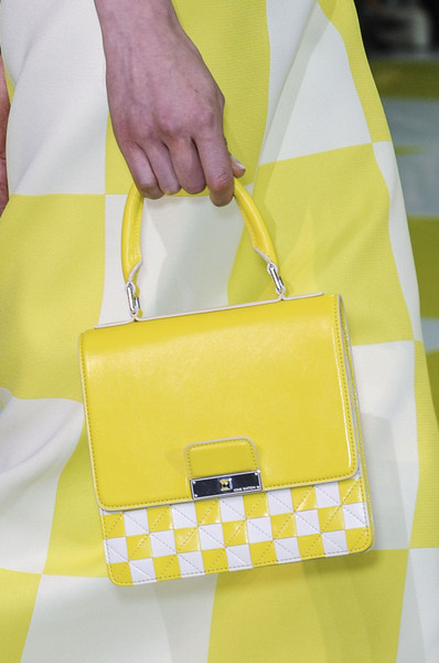 Louis Vuitton at Paris Spring 2013 (Details)