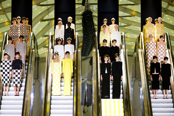 Louis Vuitton at Paris Spring 2013