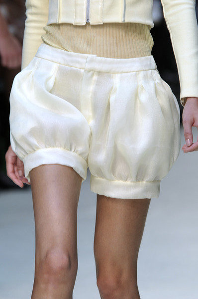 Louise Goldin at London Spring 2010 (Details)