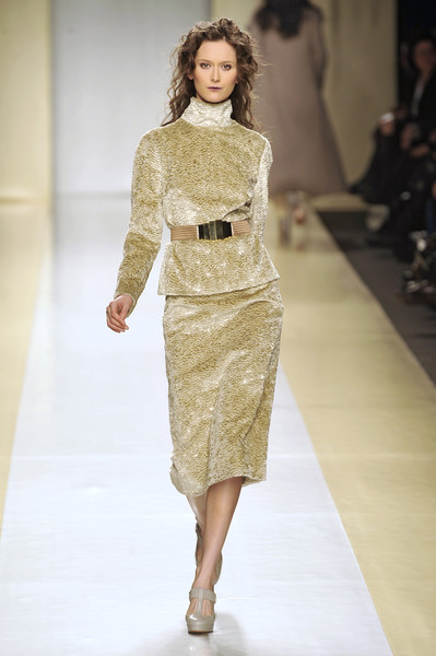 Luciano Soprani at Milan Fall 2009