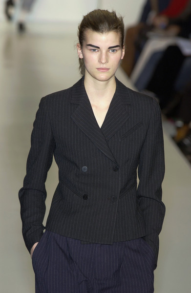 Luella Bartley at New York Fall 2003