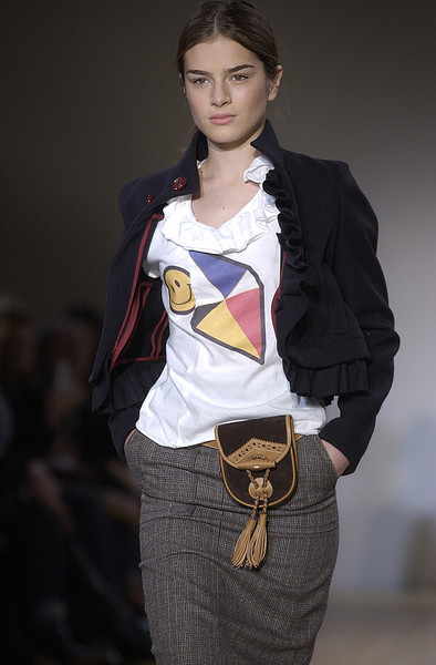 Luella Bartley at New York Fall 2004
