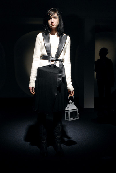 Lutz at Paris Fall 2007