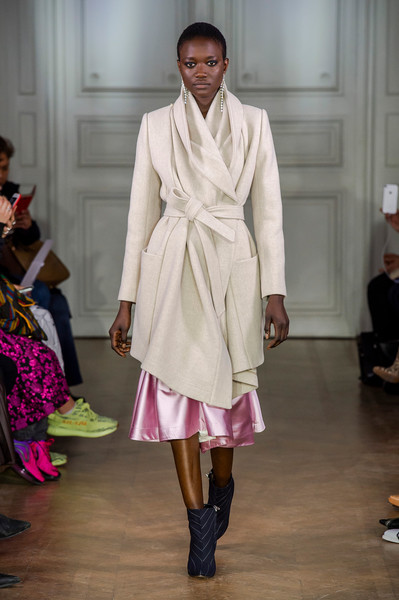 Lutz Huelle at Paris Fall 2019