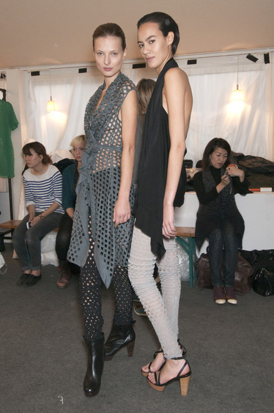 Lutz at Paris Spring 2011 (Backstage)