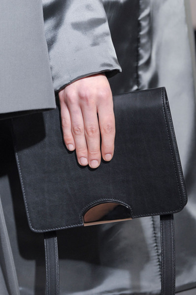 Maison Martin Margiela at Paris Fall 2012 (Details)