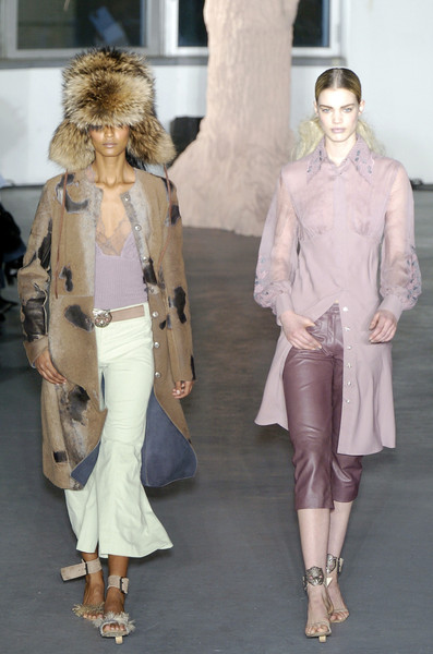 Malandrino at New York Fall 2004