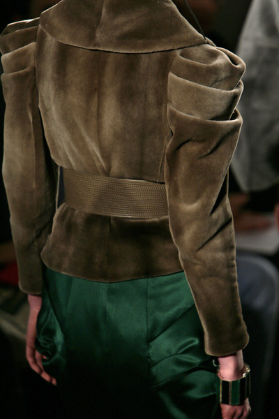 Malandrino at New York Fall 2008 (Details)