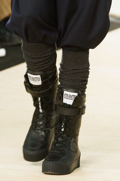 Marc by Marc Jacobs at New York Fall 2014 (Details) [footwear,black,shoe,boot,fashion,human leg,leg,riding boot,knee-high boot,outerwear,footwear,shoe,marc by marc jacobs,fashion,boot,fashion week,runway,human leg,leg,new york fashion week,shoe,fashion,new york fashion week,boot,footwear,marc jacobs,fashion week,runway]