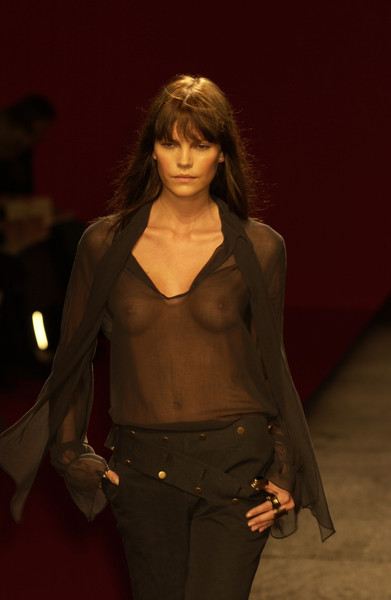 Marcel Marongiu at Paris Spring 2002