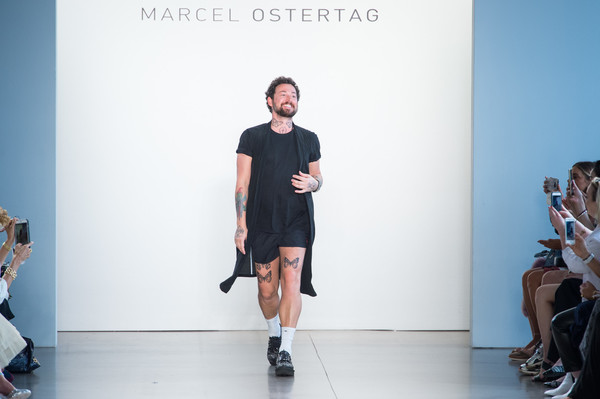 Marcel Ostertag at New York Spring 2019