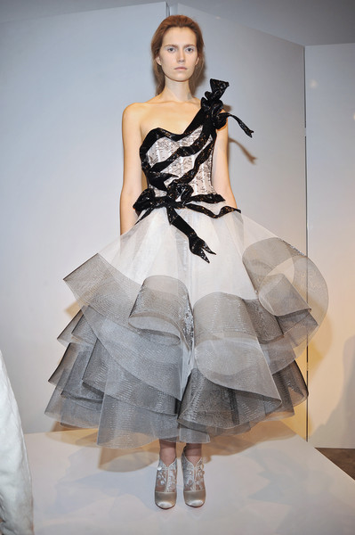 Marchesa at New York Fall 2009