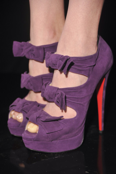 Marchesa at New York Fall 2010 (Details)