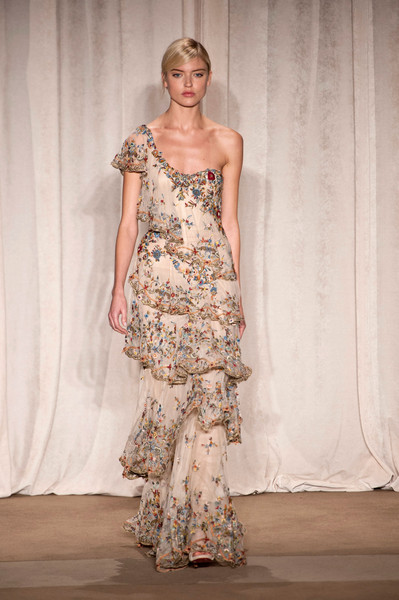 Marchesa at New York Fall 2013