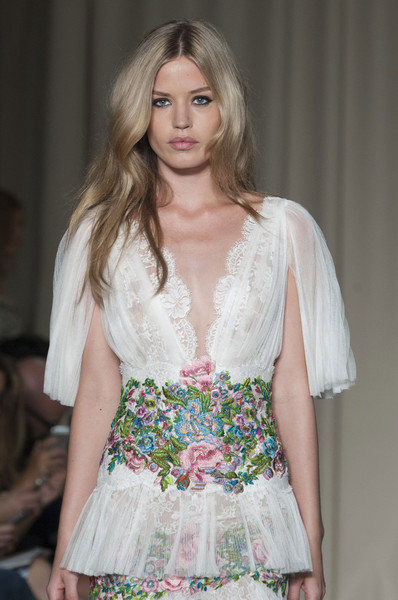 d073de262a0 Marchesa at London Fashion Week Spring 2015 - Livingly