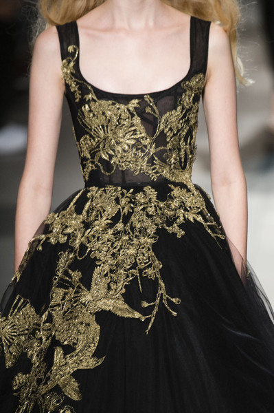 Marchesa at New York Spring 2018 (Details)