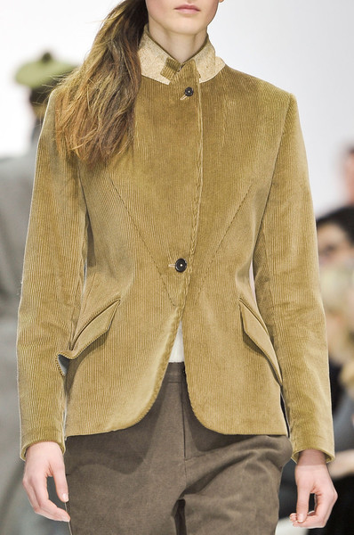 Margaret Howell at London Fall 2012 (Details)