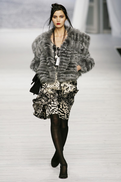 Mariella Burani at Milan Fall 2008
