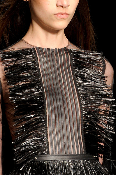 Marios Schwab at London Spring 2013 (Details)