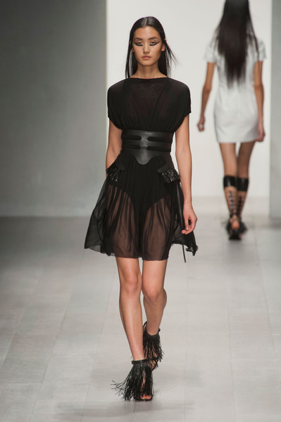 Marios Schwab at London Spring 2013