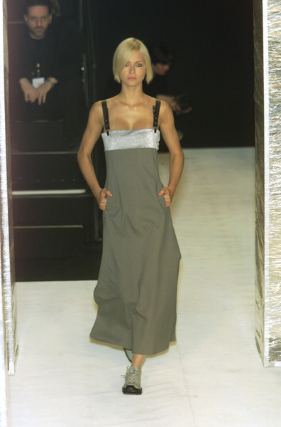 marith fran ois girbaud at new york fashion week fall 2001 livingly. Black Bedroom Furniture Sets. Home Design Ideas
