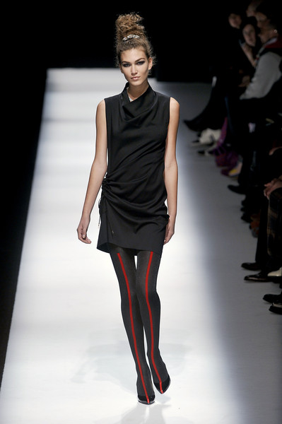Marithé + François Girbaud at Paris Fall 2009