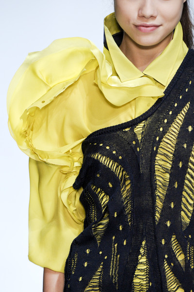 Marithé + François Girbaud at Paris Spring 2011 (Details)