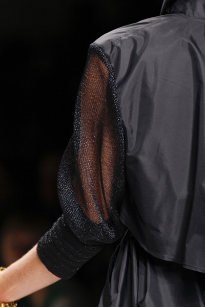 Mark Fast at London Spring 2013 (Details)
