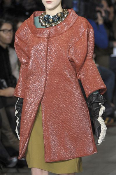 Marni at Milan Fall 2010 (Details)