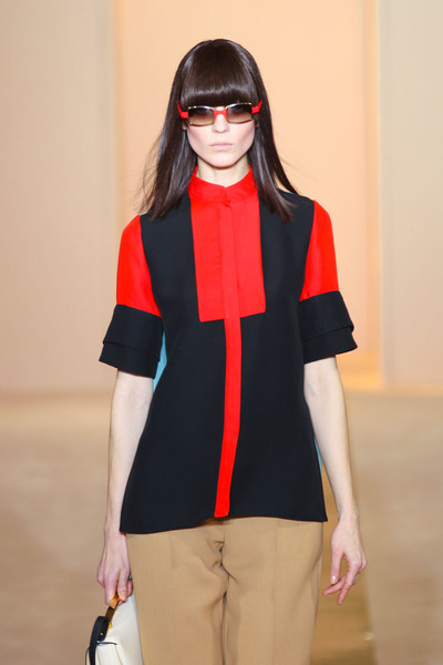 Marni at Milan Fall 2012