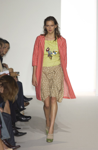 Marni at Milan Spring 2004