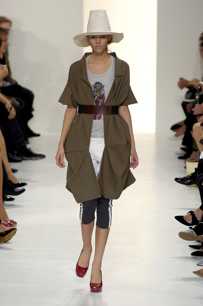 Marni at Milan Spring 2007