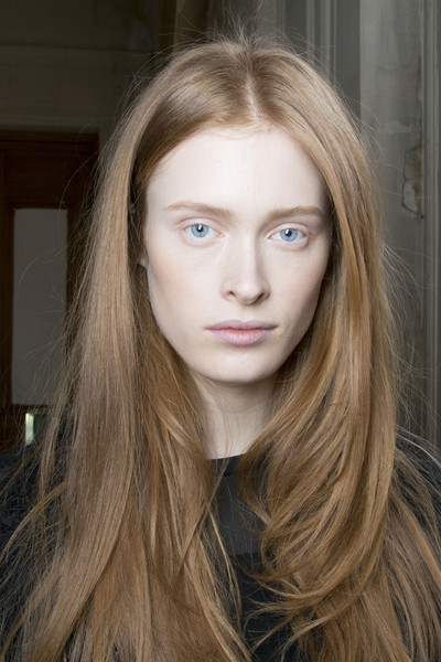 Martin Grant at Paris Fall 2013 (Backstage)