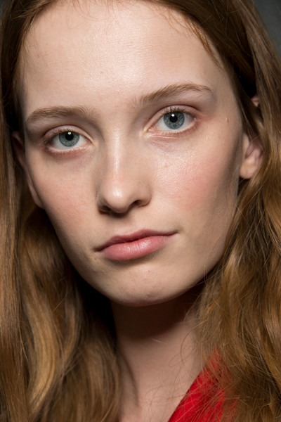 Maryling at Milan Fall 2019 (Backstage) [face,hair,eyebrow,lip,cheek,blond,hairstyle,beauty,chin,nose,maryling,maryling,eye liner,model,forehead,reklama 2019,eyebrow,lip,end,milan fashion week,reklama 2019,maryling,maryling,model,portrait -m-,eye liner,end.,forehead,ready-to-wear,2020]