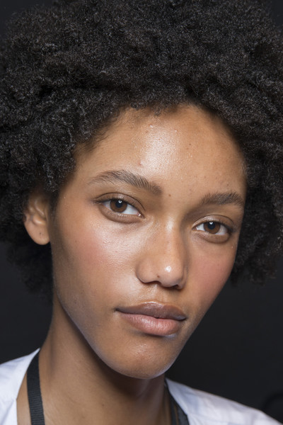 Maryling at Milan Spring 2019 (Backstage) [hair,face,hairstyle,eyebrow,forehead,chin,nose,black hair,lip,head,julius m. chin,forehead,spring,maryling,maryling,nose,hair,binibining cebu,liloan,milan fashion week,maryling,liloan,spring,binibining cebu,portrait -m-,julius m. chin,summer,forehead]