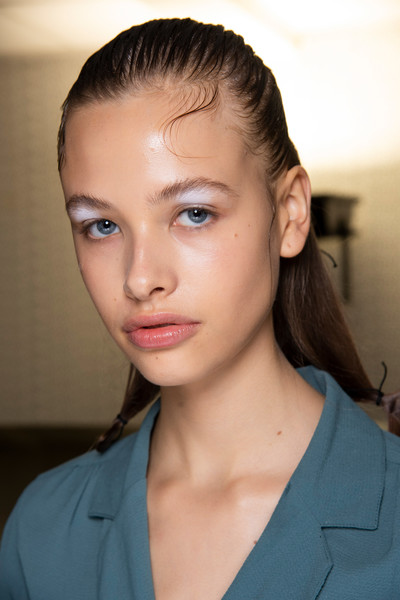 Masha Ma at Paris Spring 2020 (Backstage)
