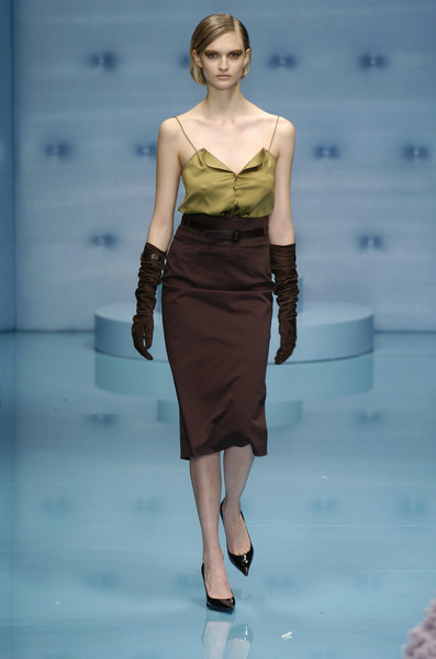 Maska at Milan Fall 2004