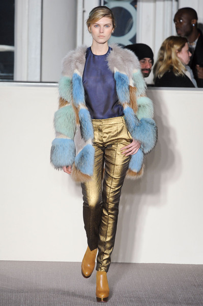 Matthew Williamson at London Fall 2012