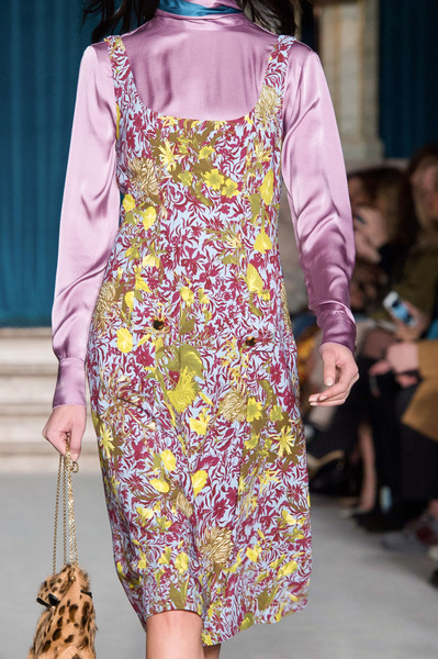 Matthew Williamson at London Fall 2015 (Details)