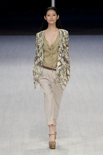 Matthew Williamson at London Spring 2011